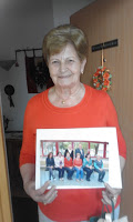 Dank an Frau Anni Lerchenberger