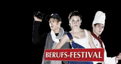 Berufs-Festival der 3. Klassen
