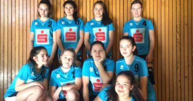 Volleyball Schülerliga