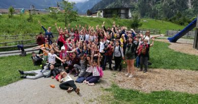 Ausflug zur Erlebnissennerei Mayrhofen