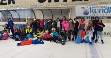 Eislaufen in Kundl