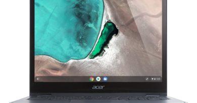 25 Chromebooks für die NMS 2