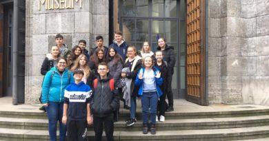 Fahrt ins Deutsche Museum München
