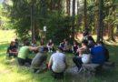 Exkursion in den Kufsteiner Wald