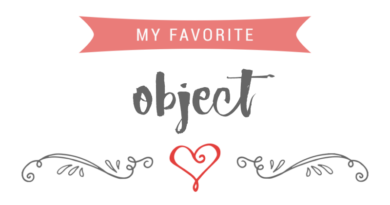 My favourite object