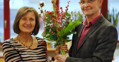 Maria Wagner – eine Instanz der Neuen Mittelschule 2 geht in den wohlverdienten Ruhestand