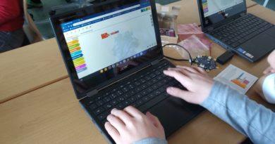 Familienförderung – Ankauf von Laptops/Chromebooks