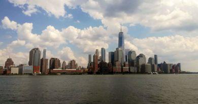 Wir erkunden New York