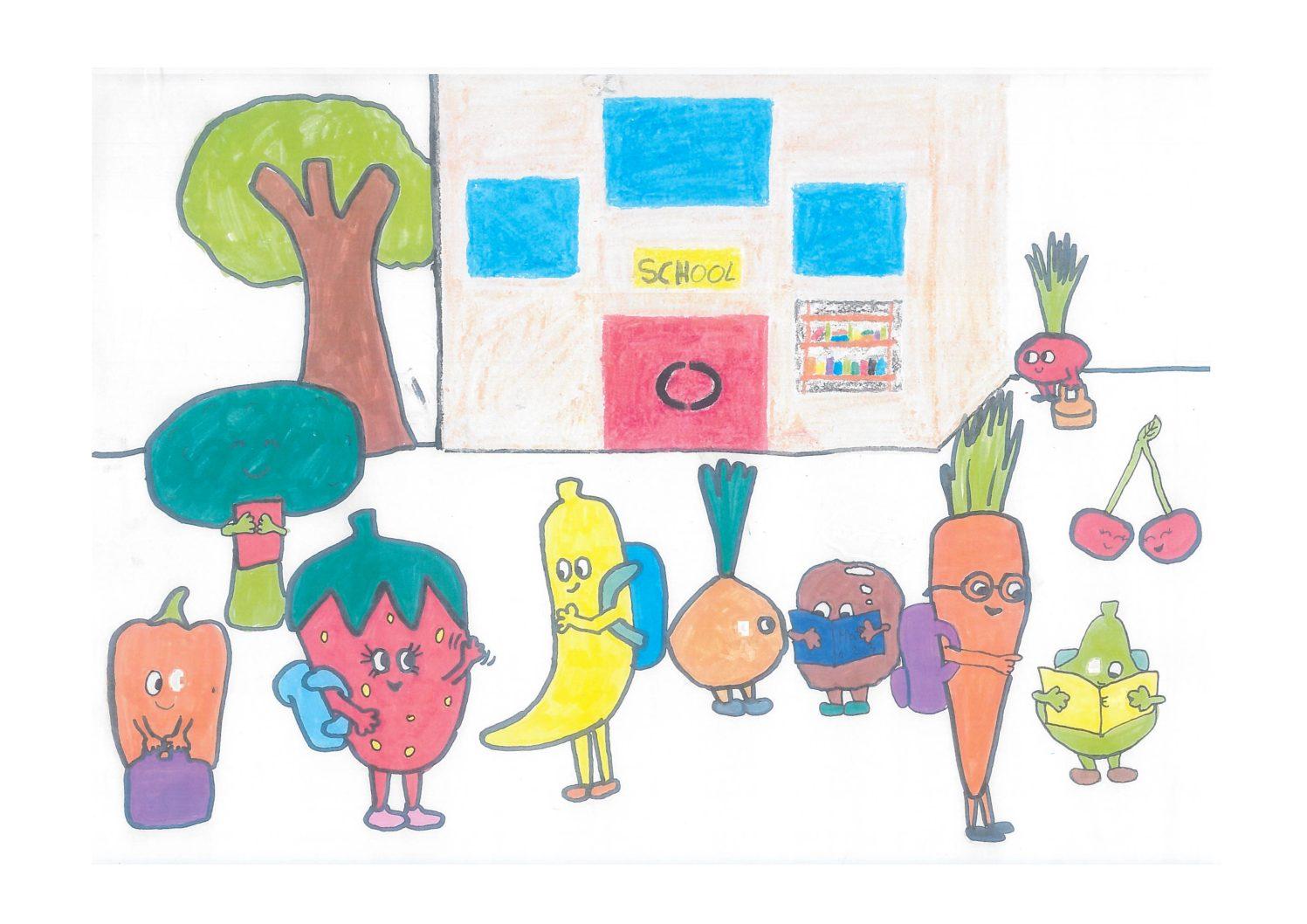 Unsere Schule ist Bundeslandsieger beim UHU/LIBRO-Kreativwettbewerb