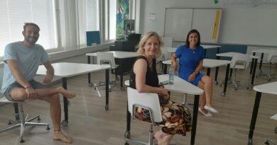 New Learning Environments – Finnland/Joensuu